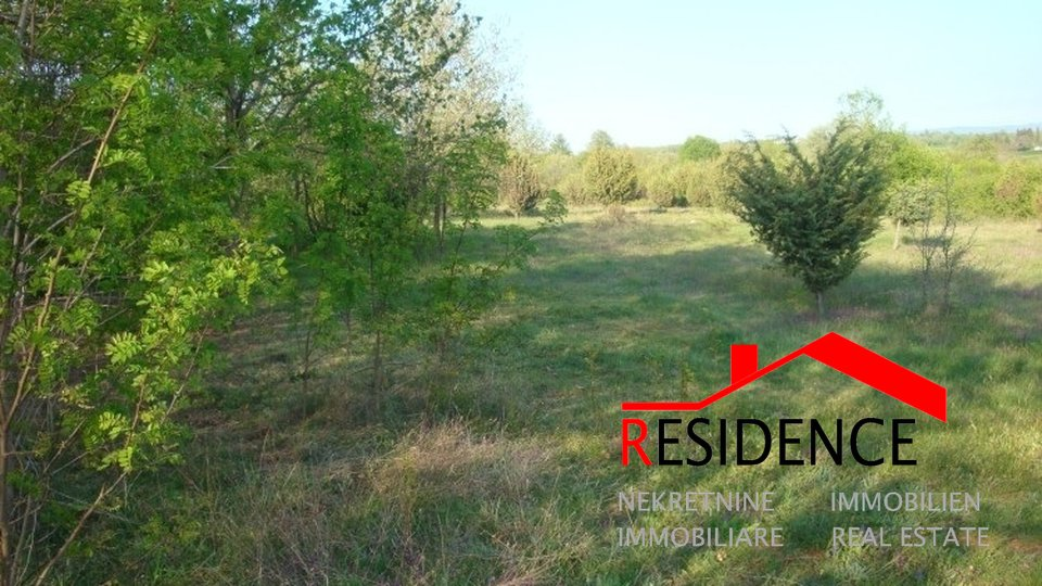 Land, 2618 m2, For Sale, Barban - Manjadvorci