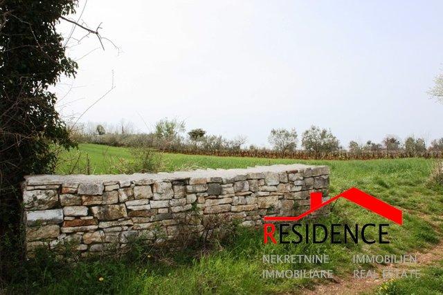 Land, 5663 m2, For Sale, Vodnjan
