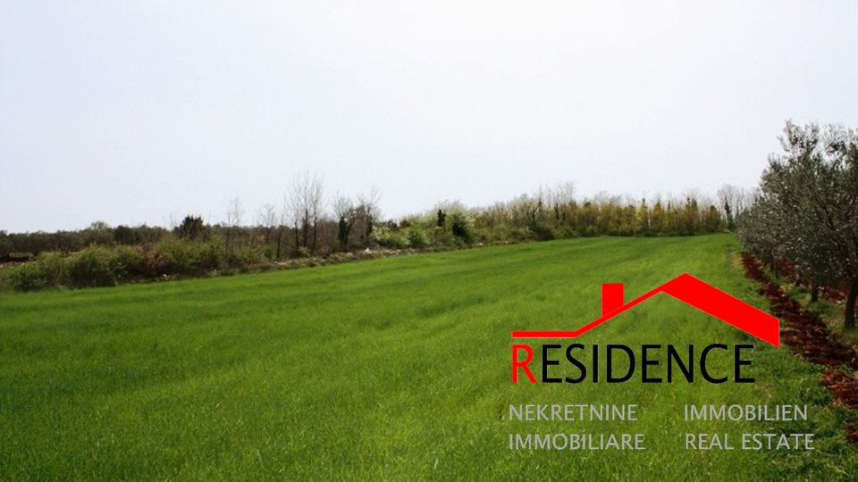 Land, 5663 m2, For Sale, Vodnjan