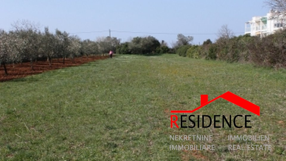 Land, 2279 m2, For Sale, Vodnjan - Peroj