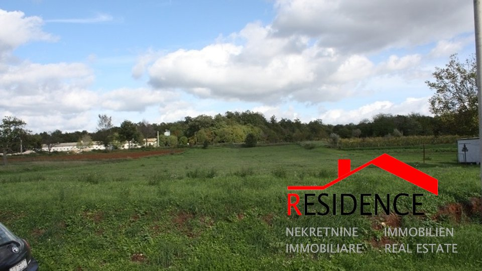 Land, 5000 m2, For Sale, Barban - Želiski