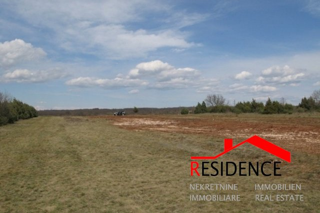 Land, 5400 m2, For Sale, Svetvinčenat - Bibići