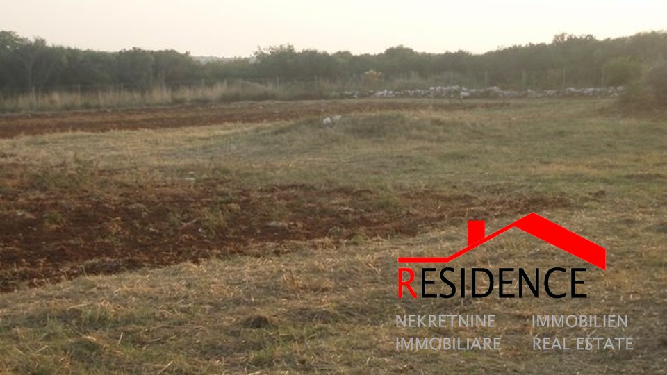 Land, 8418 m2, For Sale, Medulin