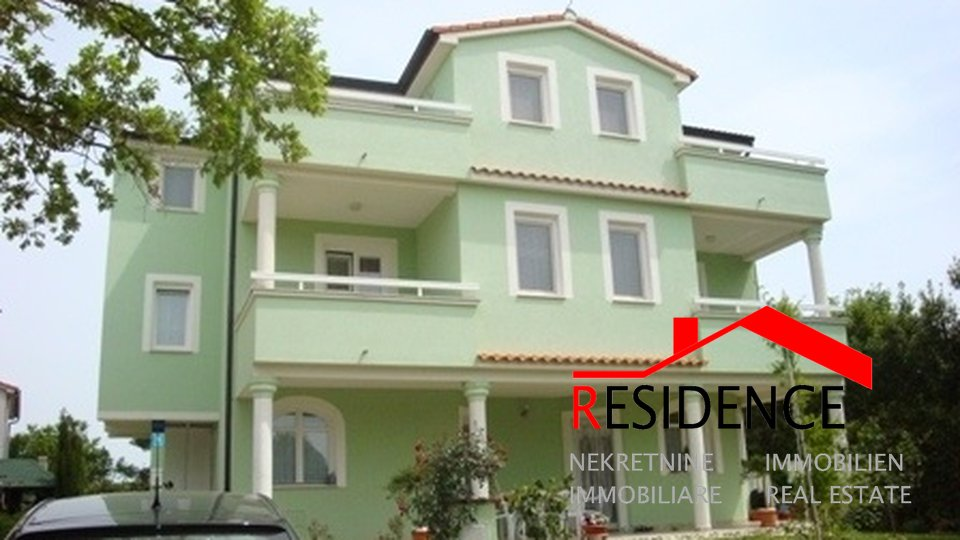 Medulin, house on 3 floors, sea view