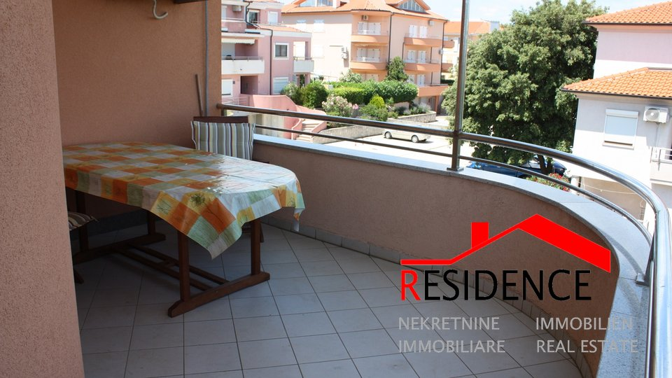 Apartment in Premantura, sea view