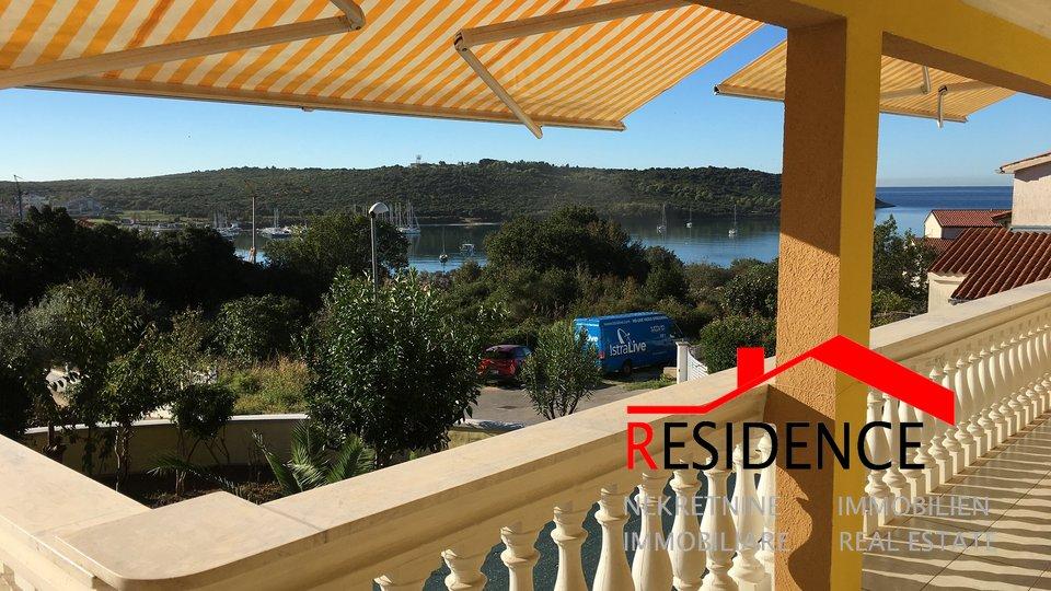 Banjole, house with a beautiful sea view, near the sea