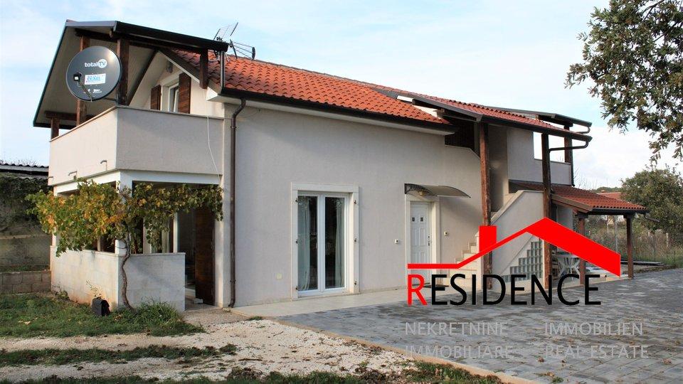 Banjole, Haus mit 2 Wohnungen, Meerblick