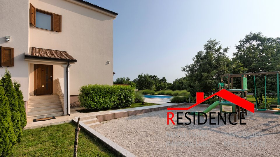 House, 294 m2, For Sale, Svetvinčenat - Štokovci