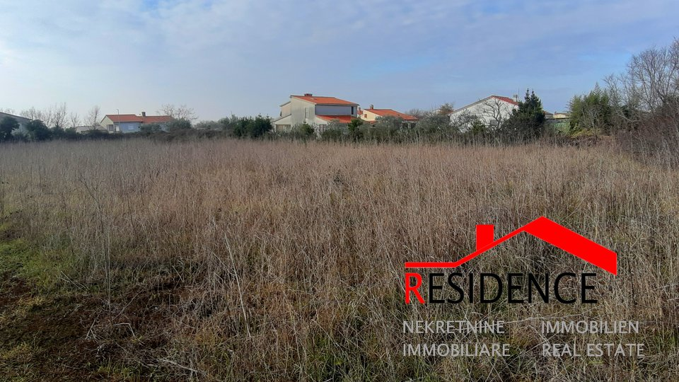 Land, 1192 m2, For Sale, Vodnjan