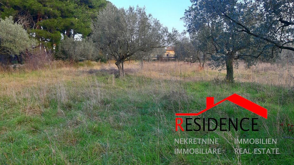Land, 663 m2, For Sale, Fažana