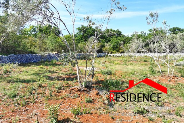 Land, 1204 m2, For Sale, Vodnjan - Peroj