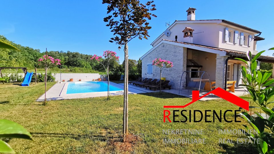 KRNICA - SURROUNDING AREA, BEAUTIFUL NEW VILLA WITH POOL