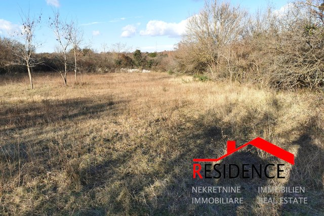 Land, 1119 m2, For Sale, Svetvinčenat - Juršići