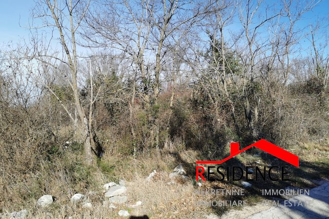 Land, 4189 m2, For Sale, Svetvinčenat - Smoljanci