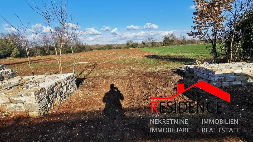 Land, 3240 m2, For Sale, Vodnjan